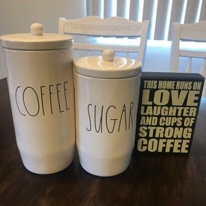 Rae Dunn Canister Set New Release!